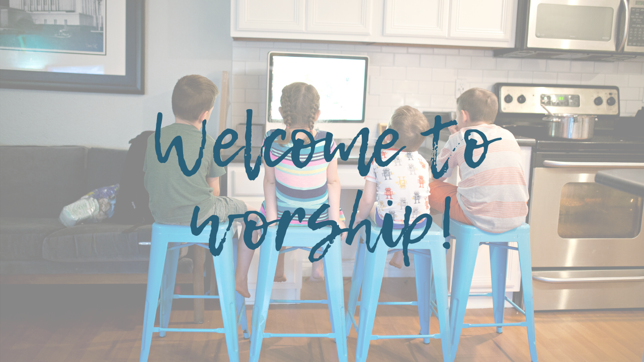 Worship Guide July 26, 2020